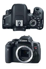 Camera Canon T6i ( 750d ) Corpo Pronta Entrega