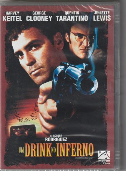 Dvd Um Drink No Inferno - ( Lacrado E Legendado)