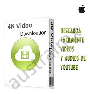 4k Video Downloader Para Mac, Descargador De Videos