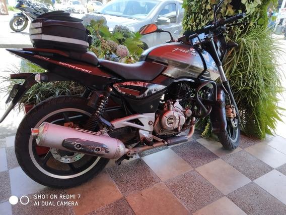 Bajaj Pulsar 220 Ss (super Sport)