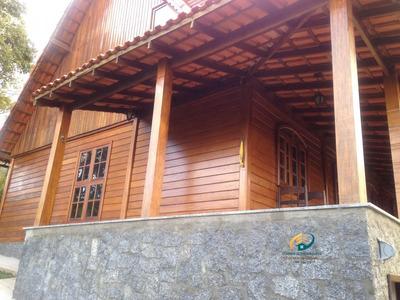Casa A Venda No Bairro Mury Em Nova Friburgo - Rj. - Cv-121-1