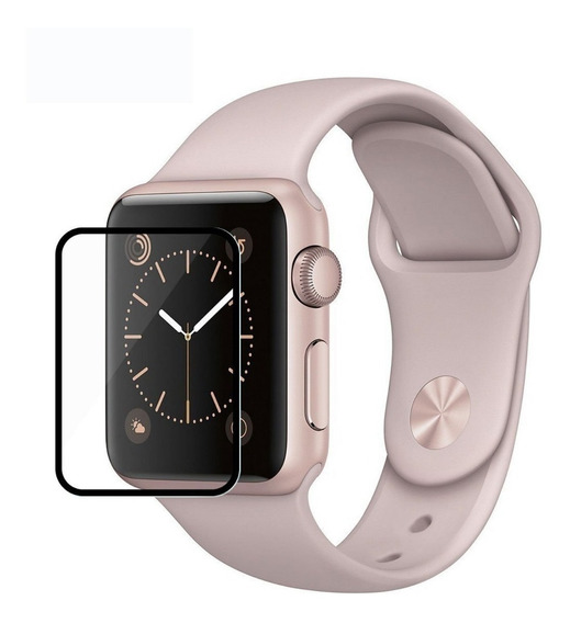 Apple Watch 4 3 2 1 / 44 42 40 38 Mm Mica Protector Glass