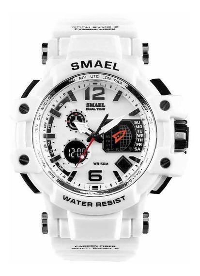 Relógio Smael White