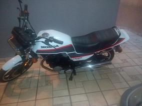 Cb 450 Tr Branca Original E Muito Conservada !