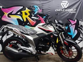 Gilera Moto Vc 200 17hp Naked 0 Km Promo Efectivo Al 12/10