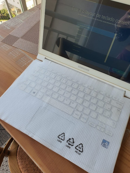 Notebook Samsung Ativ Book 9 Lite Quad-core 4gb Ram 128ssd
