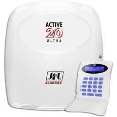 Centra De Monit Alarm Modelo Active 20 Ultra V3 Jfl