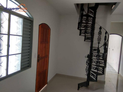 Edícula Com 2 Dormitórios Para Alugar Por R$ 1.000/mês - Bosque Dos Eucaliptos - São José Dos Campos/sp - Ed0054