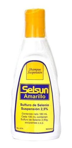 Shampoo  Selsun  Amarillo Anti Caspa  X - mL a $423