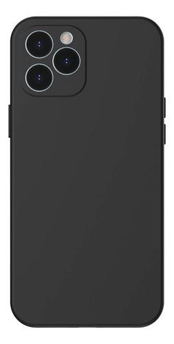 Imagem 1 de 5 de Capa Baseus Liquid Silica P iPhone 12 / Mini / Pro / Pro Max