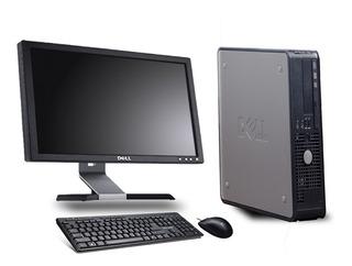 Remate Computadoras De Escritorio De Uso Dell Hp 4gb 160gb