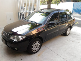Fiat Palio Weekend 1.8 Hlx Flex 5p - Parcelo C/cartao Credit