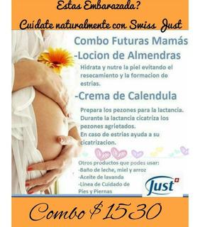 Pack Crema Calendula+locion De Almendras