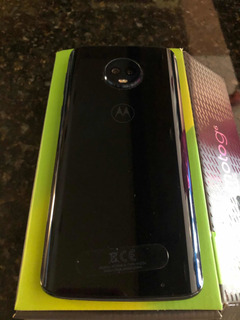 Celular Moto G6 Plus - Impecable!!