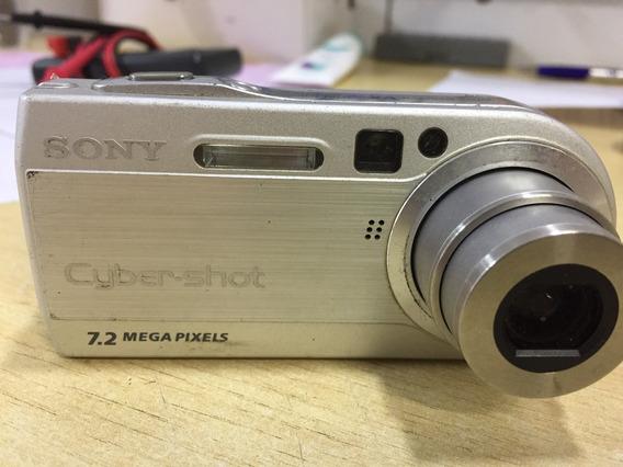 Câmera Sony Cyber Shot Dsc P150
