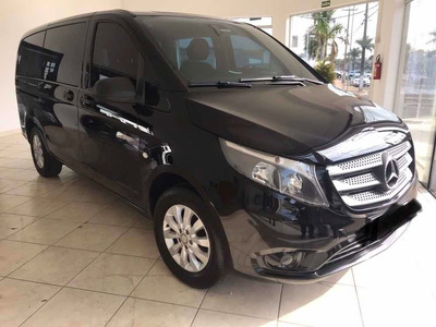 Mercedes-benz Vito Tourer 2.0 119 Luxo Flex 4p 2016