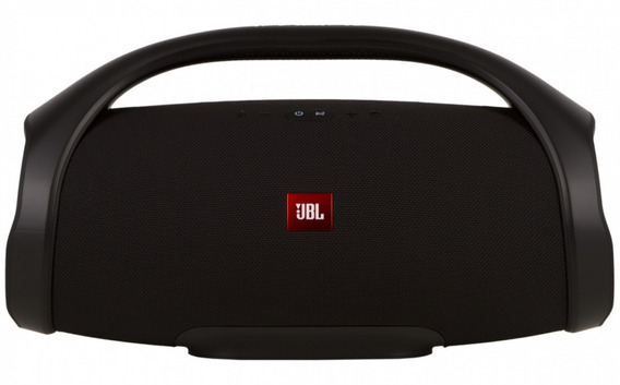 Speaker Jbl Boombox Com Bluetooth/usb/auxiliar Bateria De 20