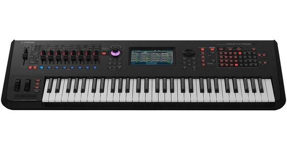 Teclado Workstation Sintetizador Yamaha Montage 6
