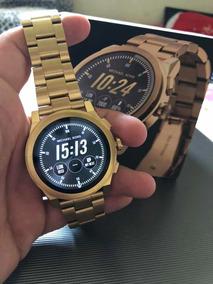 Relógio Michael Kors Grayson Gold Novo, Nunca Usado!