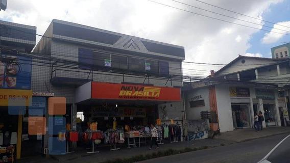 Sala Comercial Para Locação, Nacional, Contagem. - Sa0137