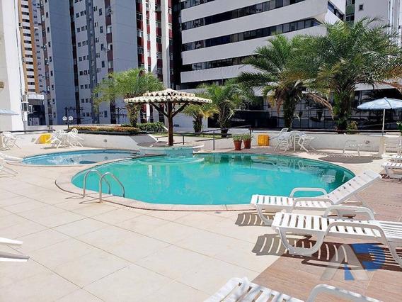 Apartamento À Venda, 122 M² Por R$ 735.000,00 - Barra - Salvador/ba - Ap0321