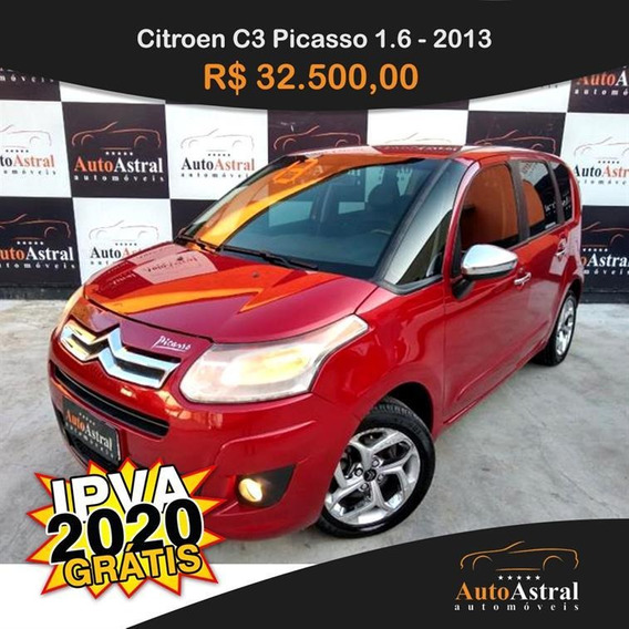 Citroen C3 Picasso Exclusive 1.6 16v (flex) Flex Automátic