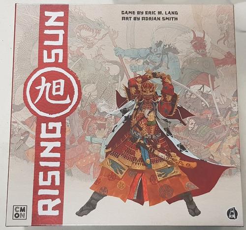 Rising Sun Juego De Mesa / Boardgame Nuevo !!!
