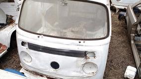 Volkswagen Perua Kombi Sucata 2005 Branca Carcaça