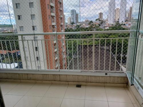 Imagem 1 de 7 de Apartamento À Venda Em Vila Monte Alegre - Ap002012