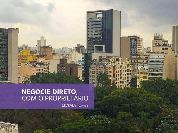 Andar Comercial À Venda Na Rua Vinte E Quatro De Maio Em República, São Paulo - Sp - Liv-2630