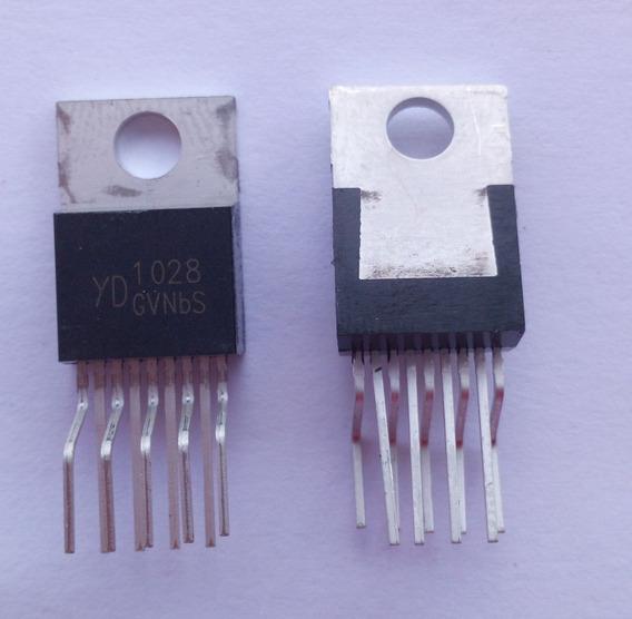 Ci Yd1028 Yd 1028 Original Saida De Som Multilaser Kit C/ 4