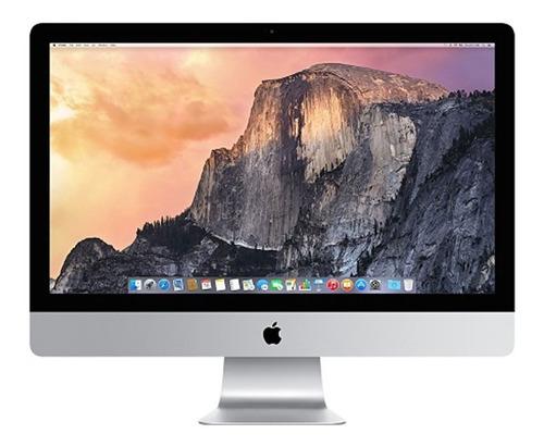 Apple iMac 27 2017 Retina 5k I5  8gb 2tb Radeon Pro 580 8gb