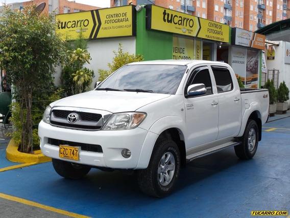 Toyota Hilux 2.7cc 4x4 At