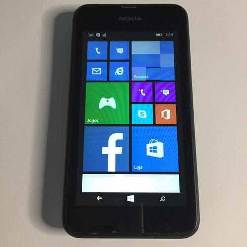 Celular Nokia Lumia 530 Dual Sim Windows 8.1 Vivo