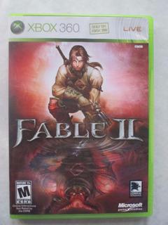 Fable 2 -juego -xbox 360