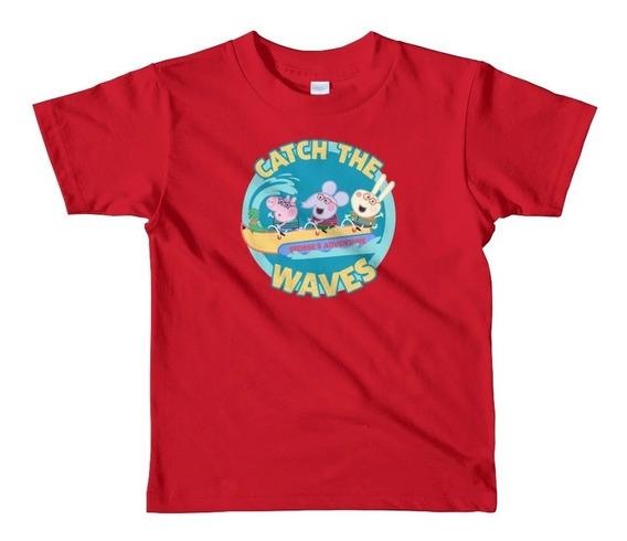 Waves George Playera Niños