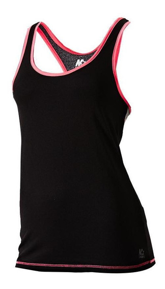 Mega Sports Musculosa Mujer - Tank Neon Red