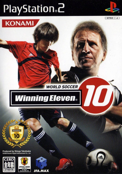 Patch Winning Eleven 10 Ps2