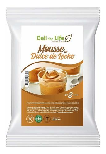 Imagen 1 de 1 de Mousse Dulce De Leche 100g