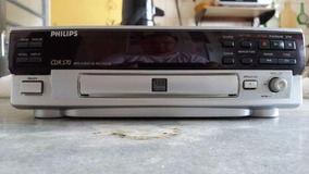 Gravador De Cd Philips