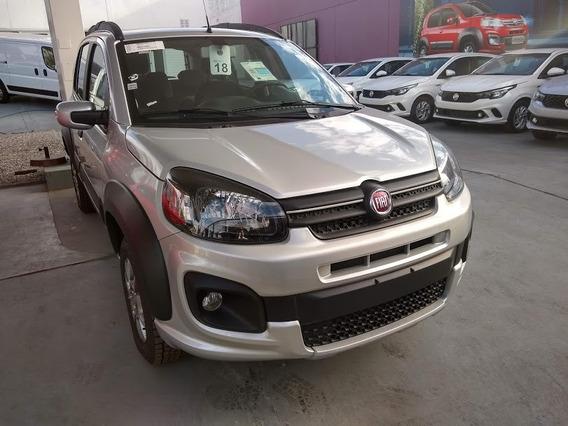 Fiat Uno Way 1.3 Oportunidad Unica Febrero! M