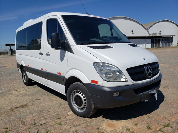 Mercedes-benz Splinter Van 415 2.2 Cdi Ano 2015 / Financiamo