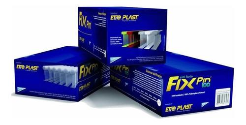 Pino Pratico Fix Pin Anti Furto 25 Mm Etiq Plast
