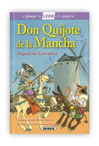Don Quijote De La Mancha (t.d) Nivel 4