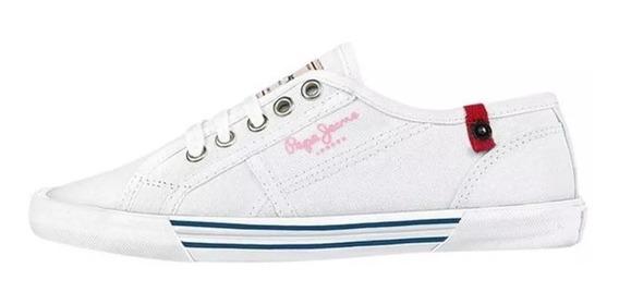 Calzado Deportivo Mujer Pepe Jeans 126718 Envio Gratis
