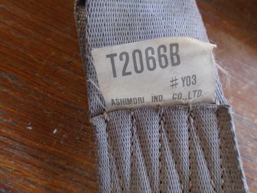 Vendo Cinturon De Seguridad  De Mazda 626, Trasero Izquierdo