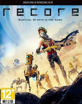 Recore Definitive Edition ( Mídia Física ) Pc - Dvd