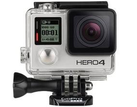 Filmadora Gopro Hero 4 Silver 4k Full Hd Original Envio24h