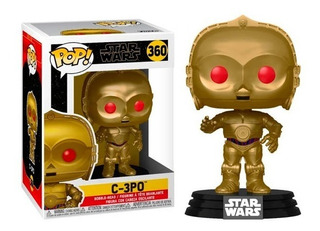 Funko Pop Star Wars C-3po 360 Sir Tripio Nuevo Vdgmrs