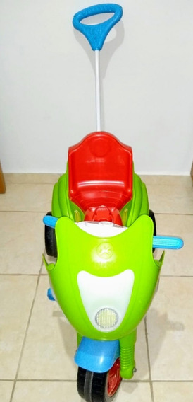 Triciclo Carrinho Calesita Max